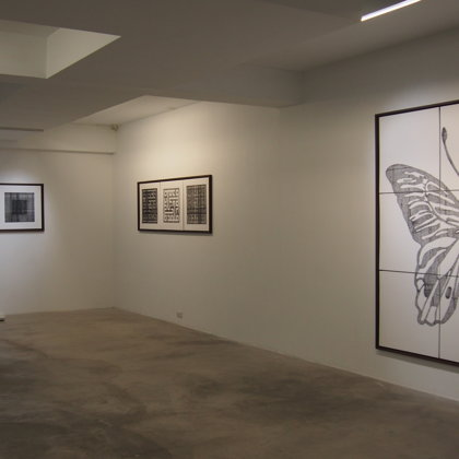 Exhibition view, VT Artsalon, Taipei