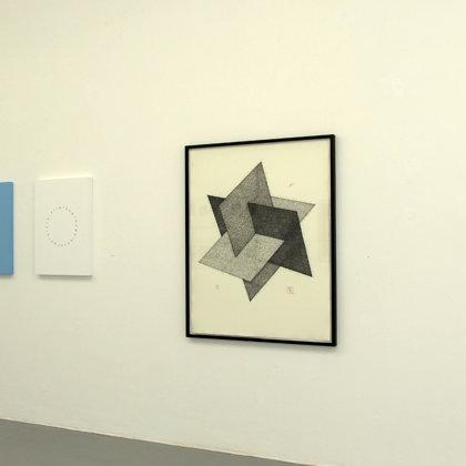 Exhibition view, Galerie Renate Bender, München, 2018